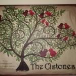 Cistone Family Tree